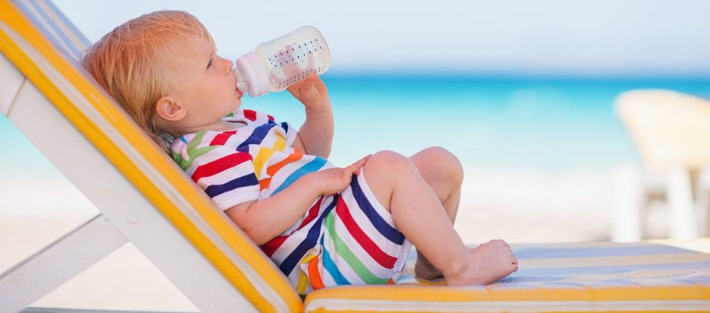 How to Protect Your Baby Against Heat Wave