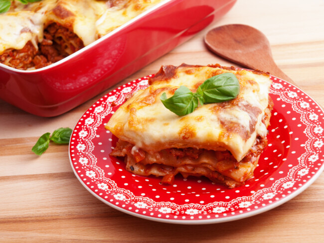 How To Make The Most Delicious Minced Meat Lasagna