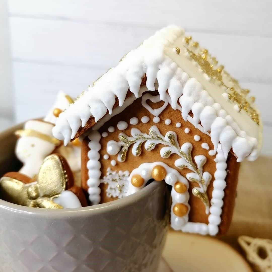 How To Make Gingerbread For Christmas And New Year