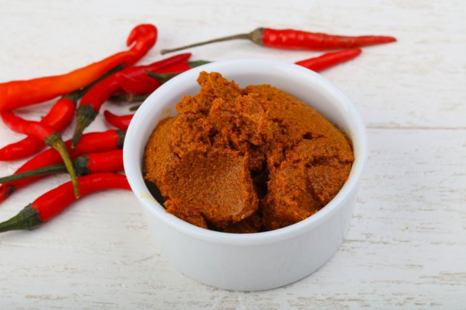 Here Is A Recipe For Harissa, A Tunisian Spicy Sauce