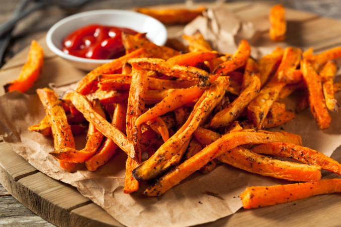 Sweet Potato Fries: How To Make Them Good And Crunchy