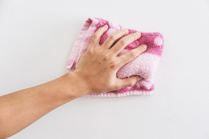 How To Remove Soot Stains From The Wall: Home Remedies