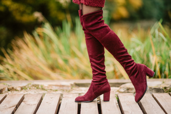 This Is How You Should Clean Suede Boots