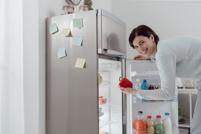 How To Organize The Refrigerator To Avoid Food Waste