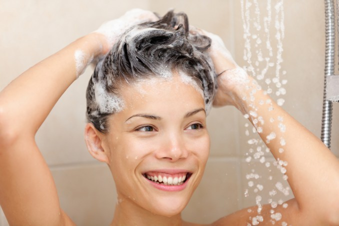 How To Wash Oily Hair